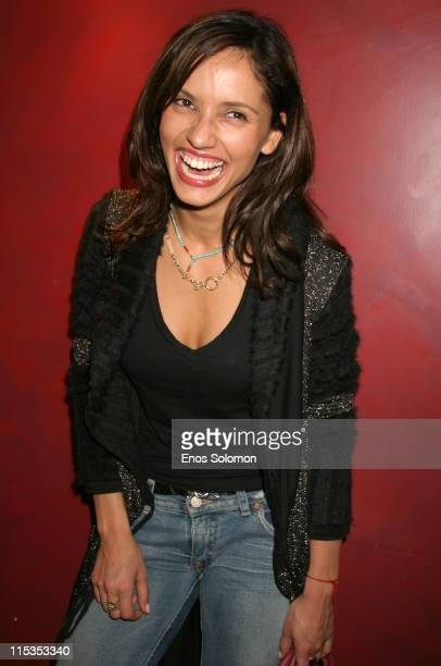 Leonor Varela during 2004 AFI Film Festival 'Innocent Voices' Afterparty at Arclight in Hollywood California United States