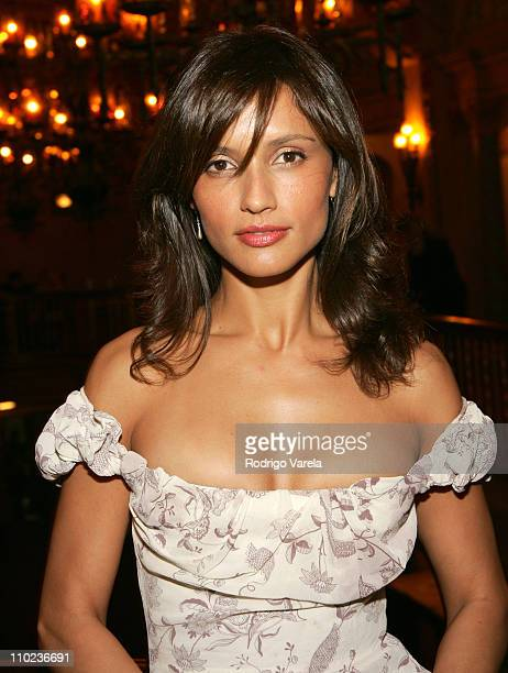 Leonor Varela during 2005 Miami International Film Festival 'Innocent Voices' Premiere at Gusman Center for the Performing Arts in Miami Florida...