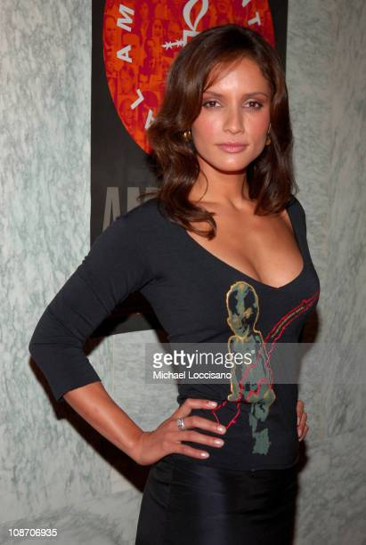Leonor Varela during 'Innocent Voices' Premiere at the United Nations Headquarters at UN Headquarters in New York NY United States