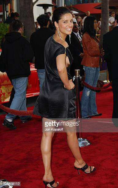 Leonor Varela during The World Premiere of '2 Fast 2 Furious' at Universal Amphitheatre in Universal City California United States