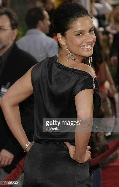 Leonor Varela during World Premiere of '2 Fast 2 Furious' at Universal Amphitheatre in Universal City California United States