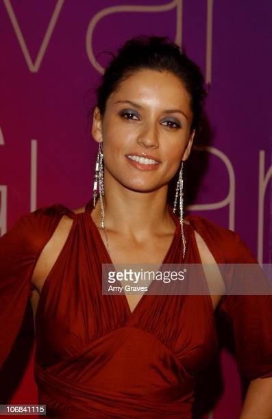Leonor Varela wearing Rami Kashou during The 7th Annual Avant Guardian Gala at Smashbox Studios in Culver City California United States