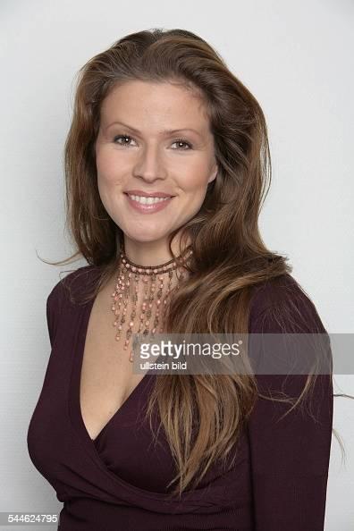 Leonore Capell - Schauspielerin, Moderatorin; D News Photo