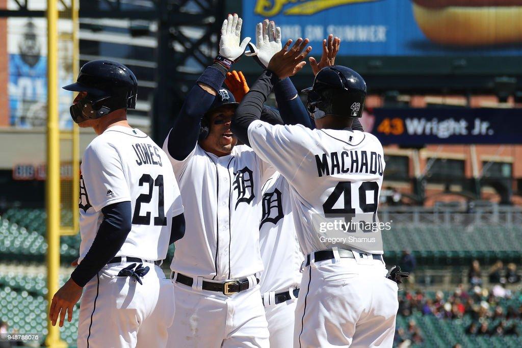 Baltimore Orioles v Detroit Tigers : News Photo