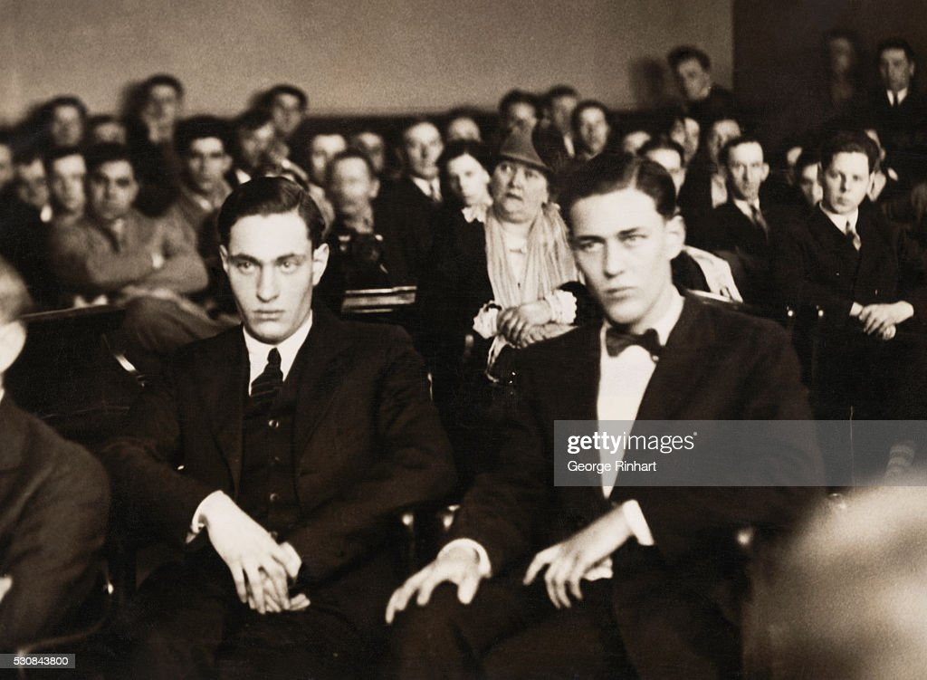 IL: 21st May 1924 - The Leopold & Loeb Murder