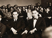 Leopold and loeb on trial in joliet chicago this photograph shows to picture id530843800?s=170x170