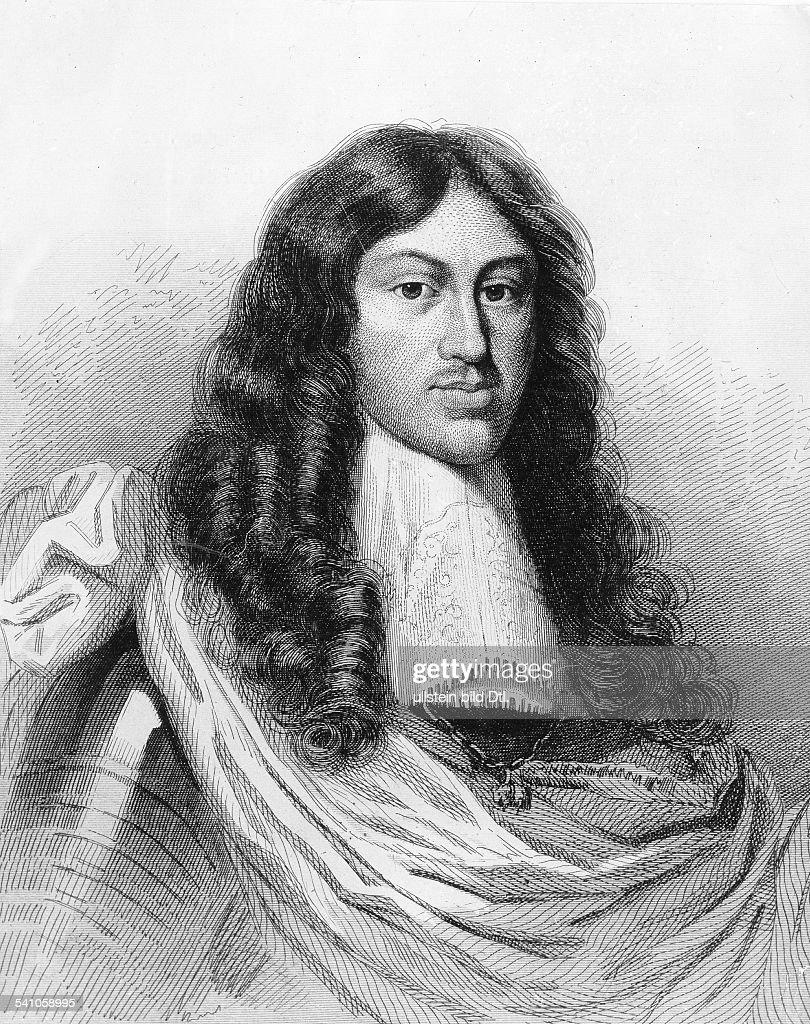 Leopold I. Porträt , roem-dtsch kaiser 1658-1705 : News Photo