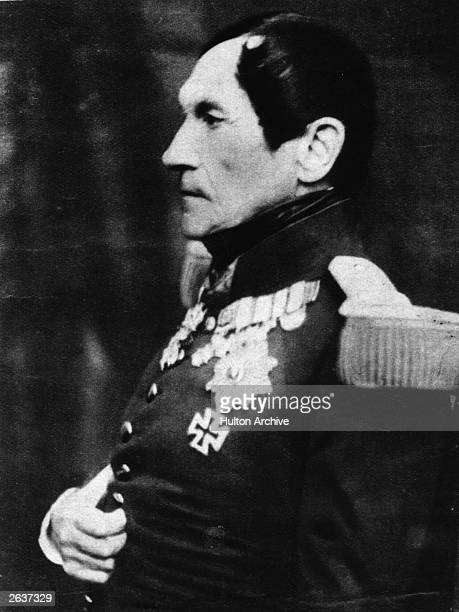 Leopold I first King of Belgium Queen Victoria's uncle