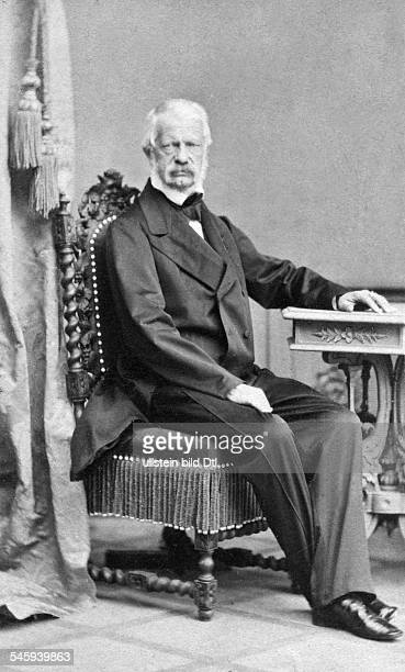 Leopold II *0310179729011870 Grand Duke of Tuscany sitting in a chair photo by M L Winter
