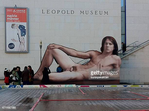 Leopold Museum at Museums Quartier, Innere Stadt, Vienna, Austria