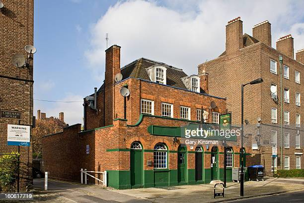 Leo's Den Nursery, formley the Golden Fleece pub on Law Street, Borough, London