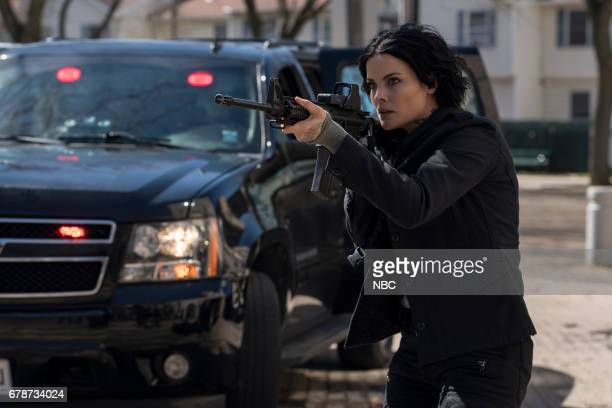 BLINDSPOT 'Lepers Rebel' Episode 222 Pictured Jaimie Alexander as Jane Doe