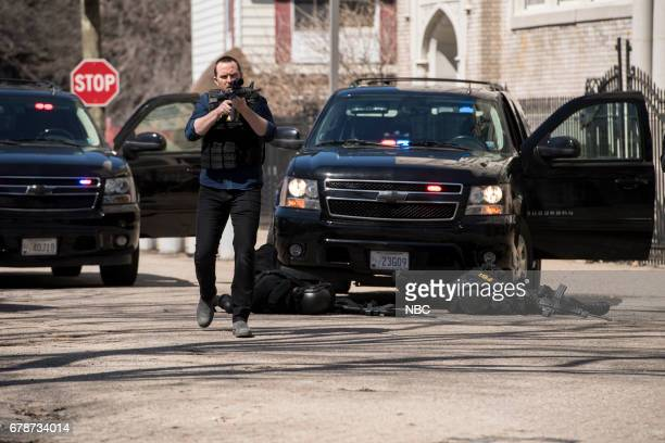 BLINDSPOT 'Lepers Rebel' Episode 222 Pictured Sullivan Stapleton as Kurt Weller