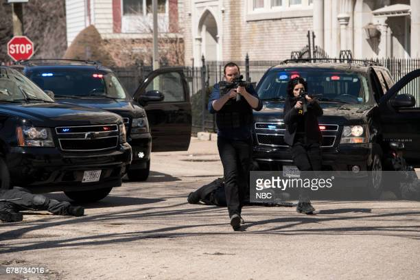BLINDSPOT 'Lepers Rebel' Episode 222 Pictured Sullivan Stapleton as Kurt Weller Jaimie Alexander as Jane Doe