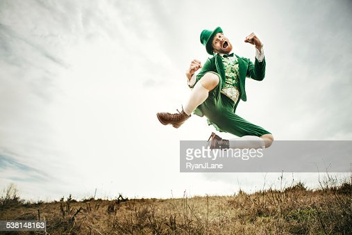 1 292 Leprechaun Photos And Premium High Res Pictures Getty Images