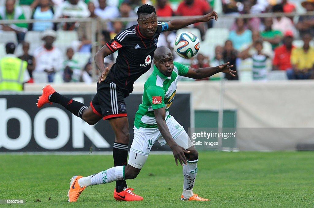 Absa Premiership: Bloemfontein Celtic v Orlando Pirates : News Photo
