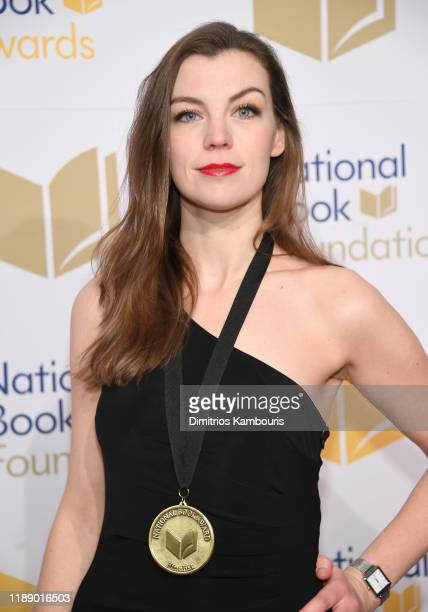 Leri Price attends the 70th National Book Awards Ceremony Benefit Dinner at Cipriani Wall Street on November 20 2019 in New York City