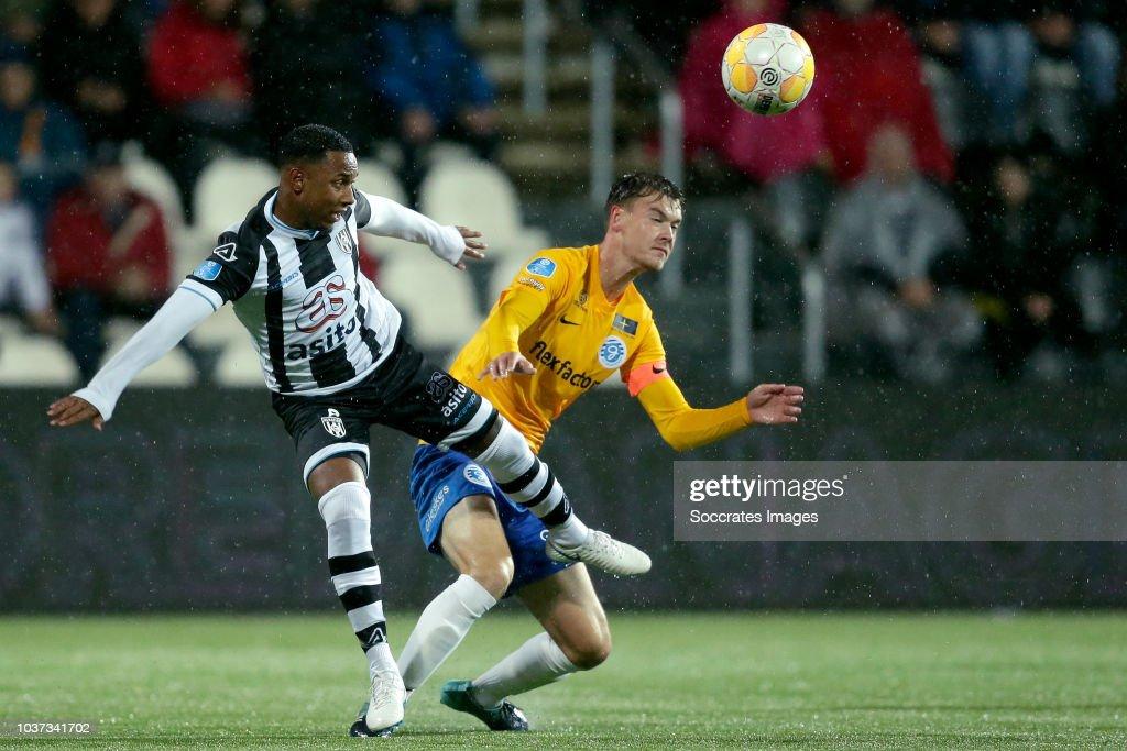 Heracles Almelo v De Graafschap - Eredivisie