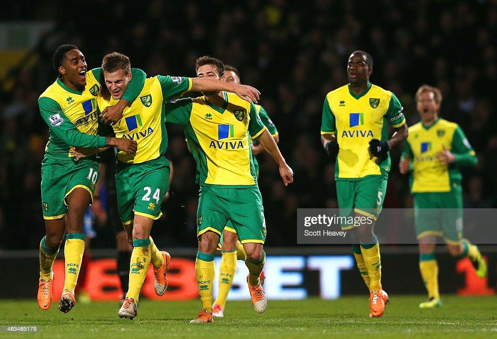 Norwich City v Hull City - Premier League