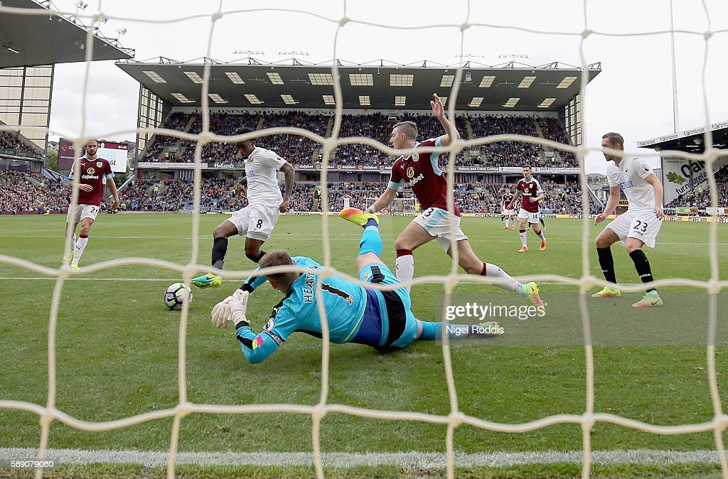 Burnley v Swansea City - Premier League