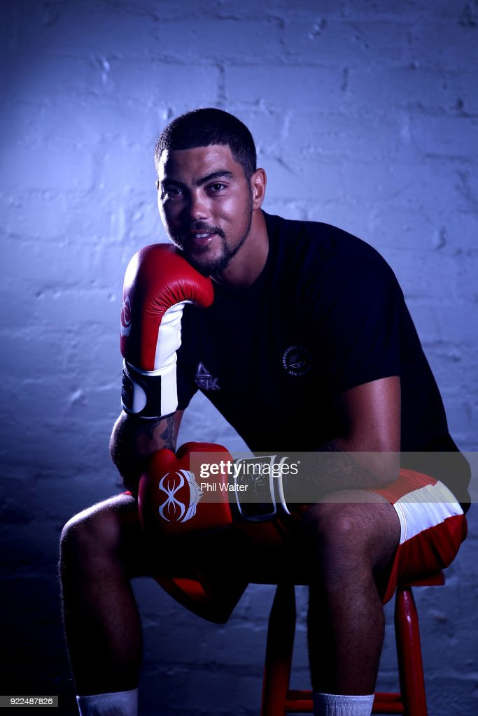 New Zealand Commonwealth Games Boxing Team Announcement : Fotografía de noticias