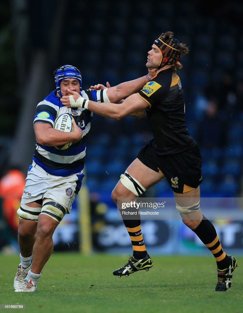 London Wasps v Bath - Aviva Premiership