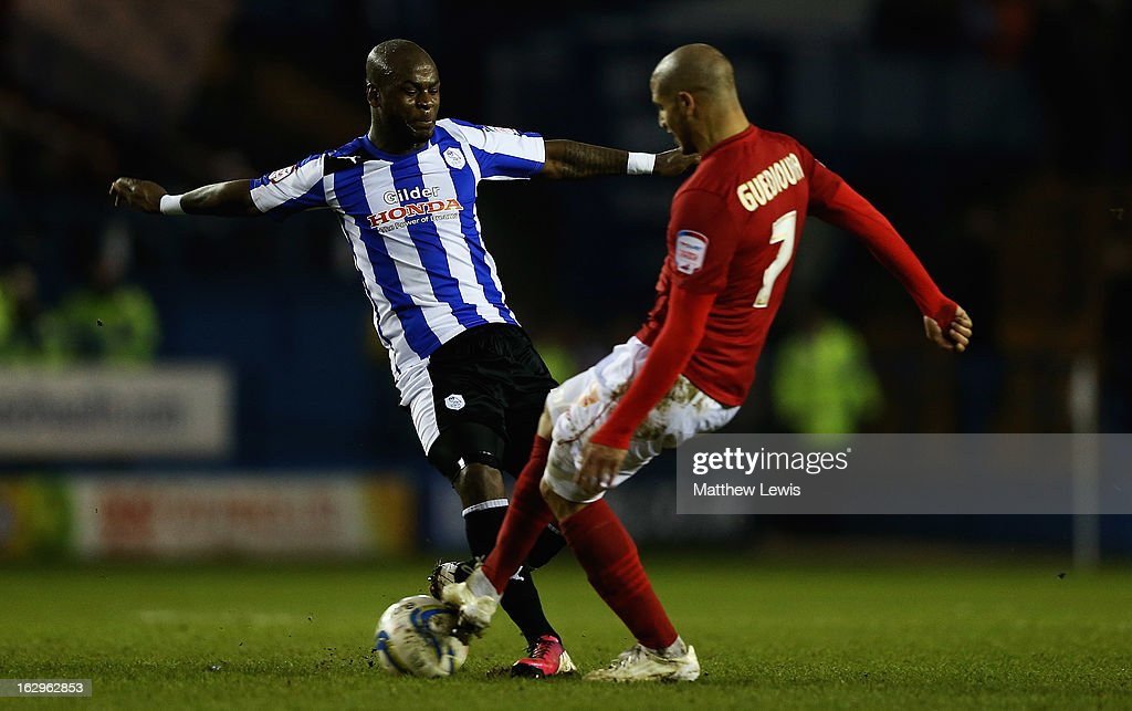 Sheffield Wednesday v Nottingham Forest - npower Championship