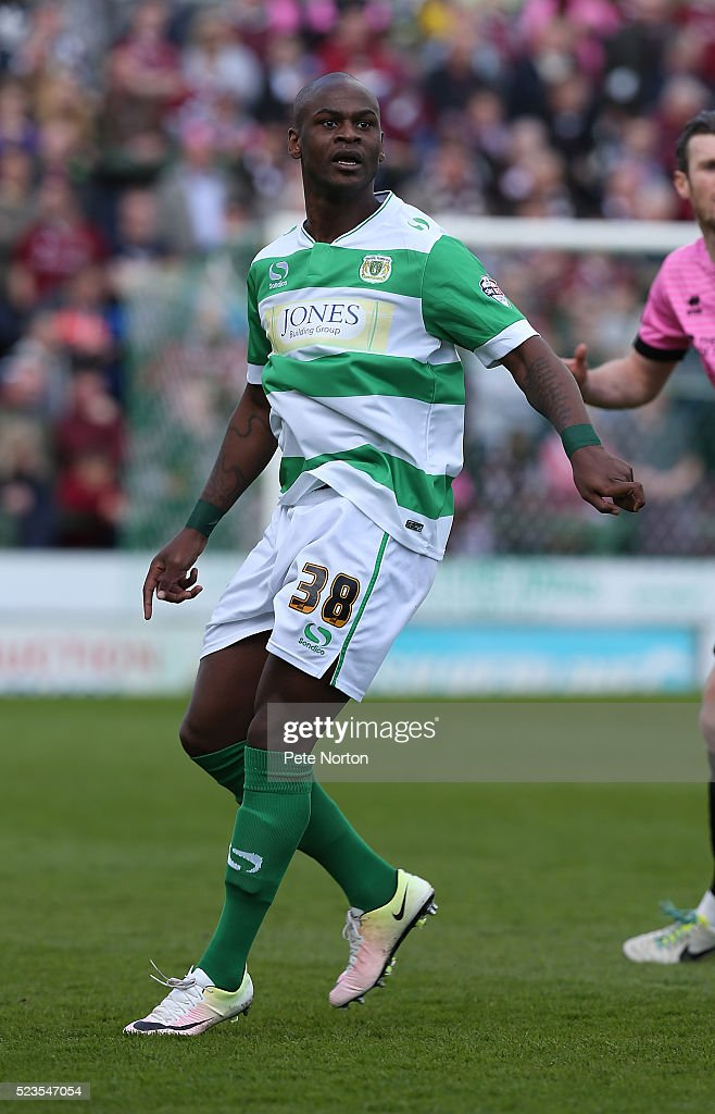 Yeovil Town v Northampton Town - Sky Bet League Two