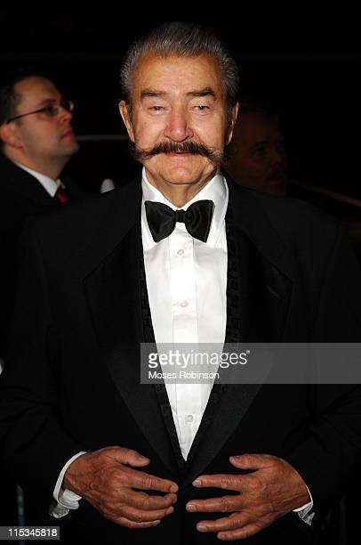LeRoy Neiman during Muhammad Ali Center Grand Opening Red Carpet at Muhammed Ali Center in Louisville Kentucky United States