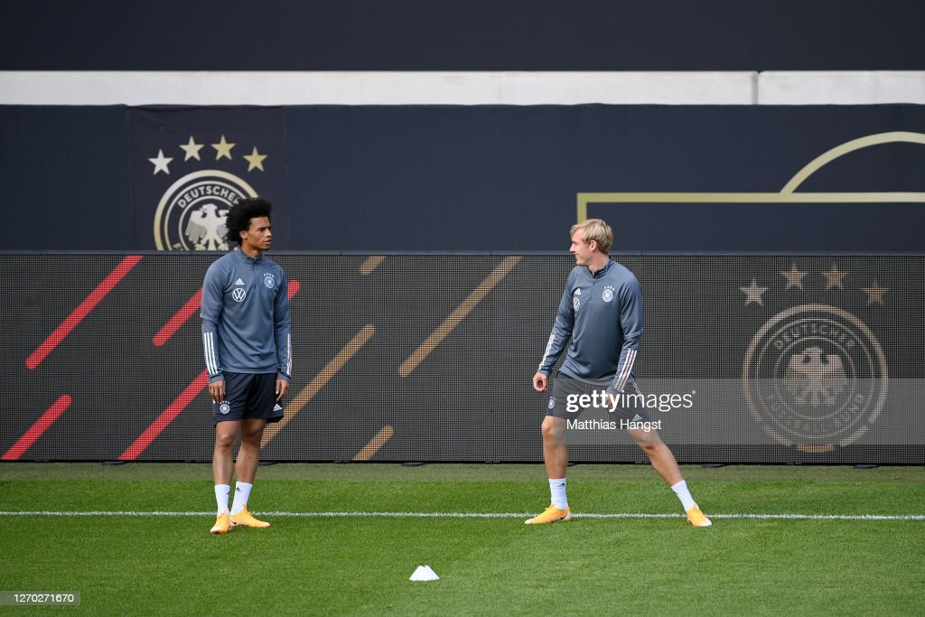 Germany Training Session : News Photo