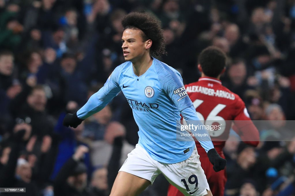 Manchester City v Liverpool FC - Premier League : News Photo