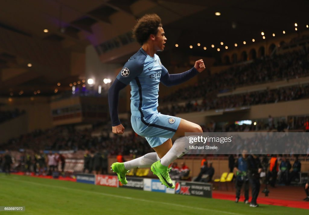 AS Monaco v Manchester City FC - UEFA Champions League Round of 16: Second Leg