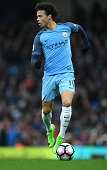 manchester england leroy sane manchester city