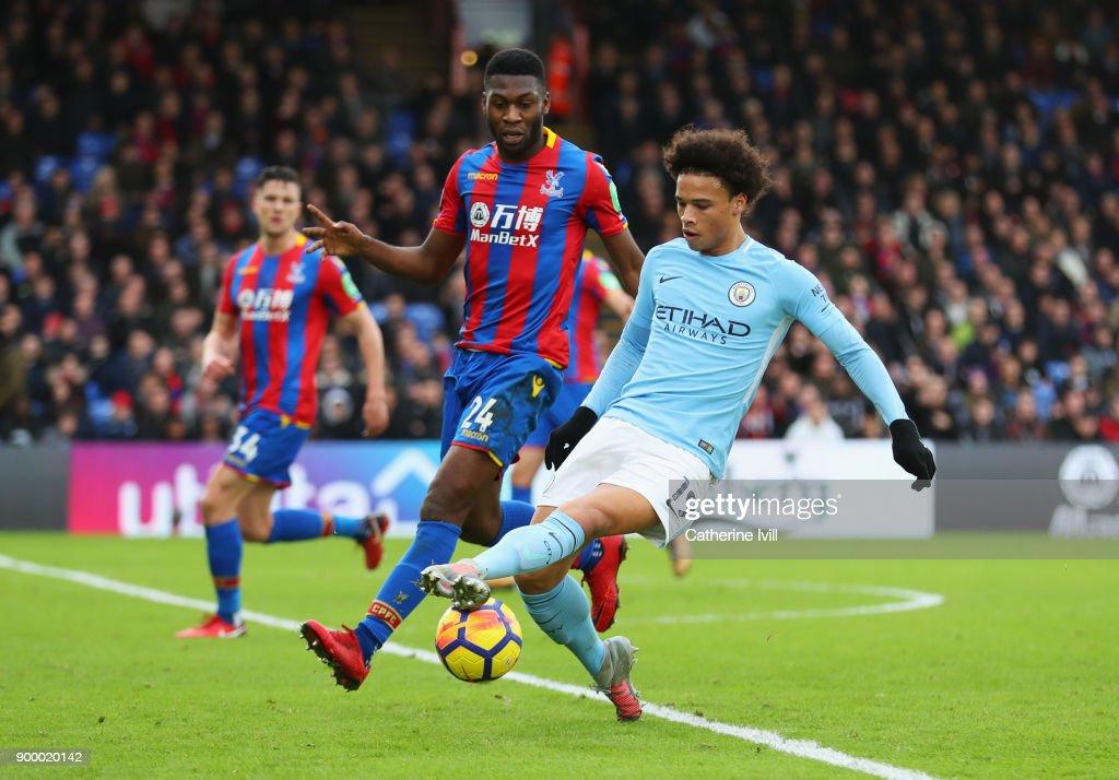 Crystal Palace v Manchester City - Premier League : News Photo