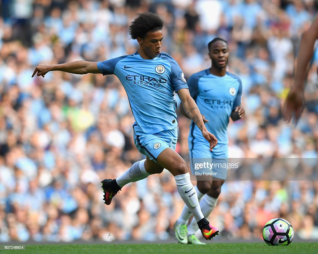 Manchester City v AFC Bournemouth - Premier League : News Photo