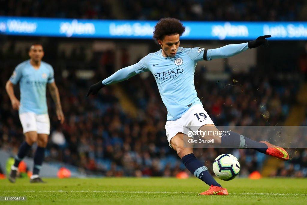 Manchester City v Cardiff City - Premier League : News Photo