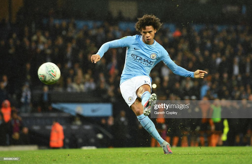 Manchester City v Wolverhampton Wanderers - Carabao Cup Fourth Round : News Photo