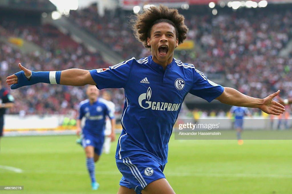 VfB Stuttgart v FC Schalke 04 - Bundesliga : News Photo