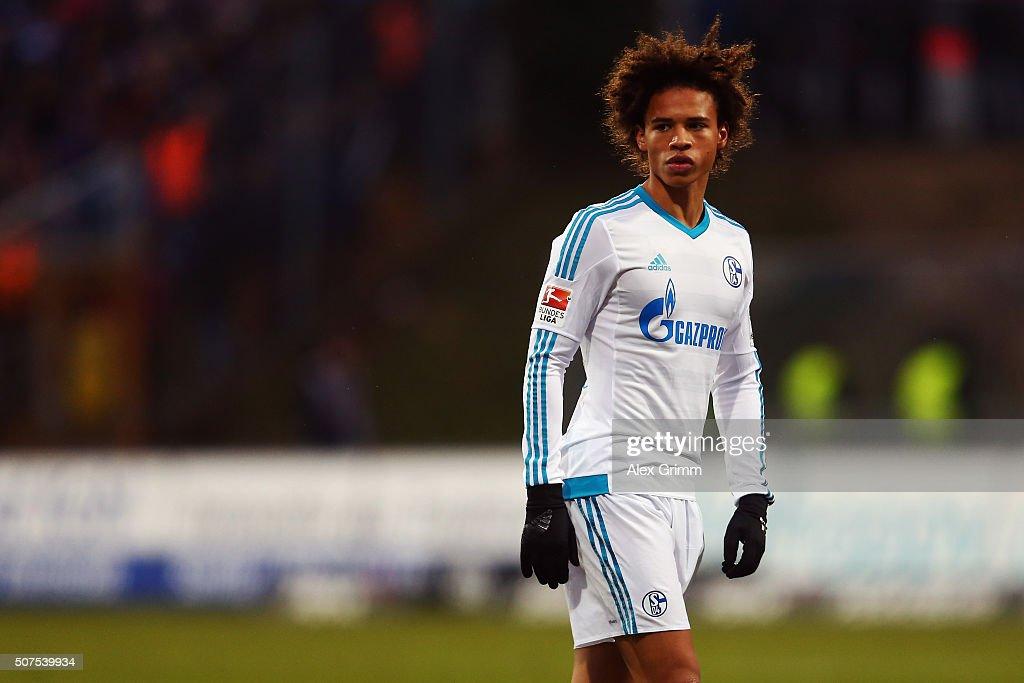 SV Darmstadt 98 v FC Schalke 04 - Bundesliga : News Photo