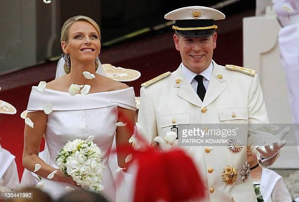 ' Les 1er et 2 juillet le prince Albert II de Monaco épousait la SudAfricaine Charlene Wittstock deux jours de fastueuses célébrations ponctuées de...