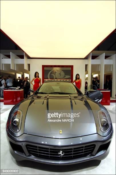 Les 60 ans de Ferrari