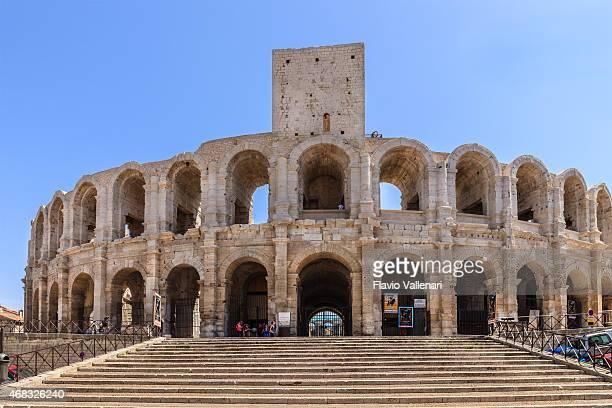 Les Arènes d'Arles - the Amphitheatre - France