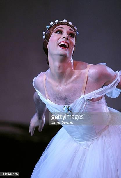 Les Ballets Trockadero De Monte Carlo during Lincoln Center Out of Doors Presents Les Ballets Trockadero De Monte Carlo at Damrosch Park Bandshell in...