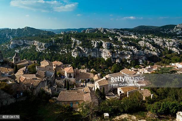 Les Baux de Provence, Paca, Bouches du Rhone, France