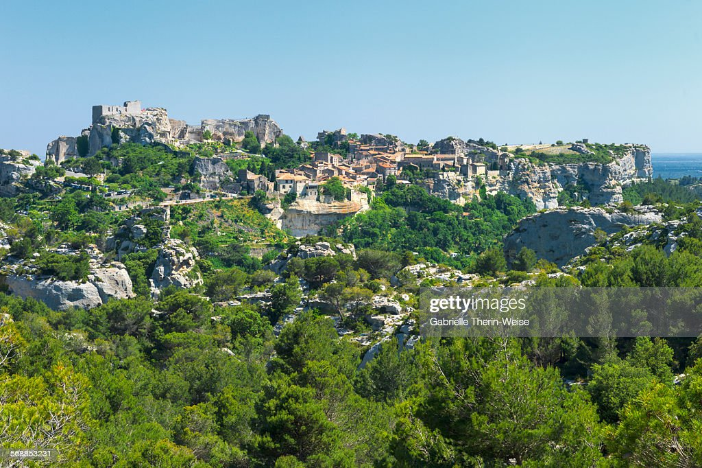 Les Baux de Provence : Stock Photo