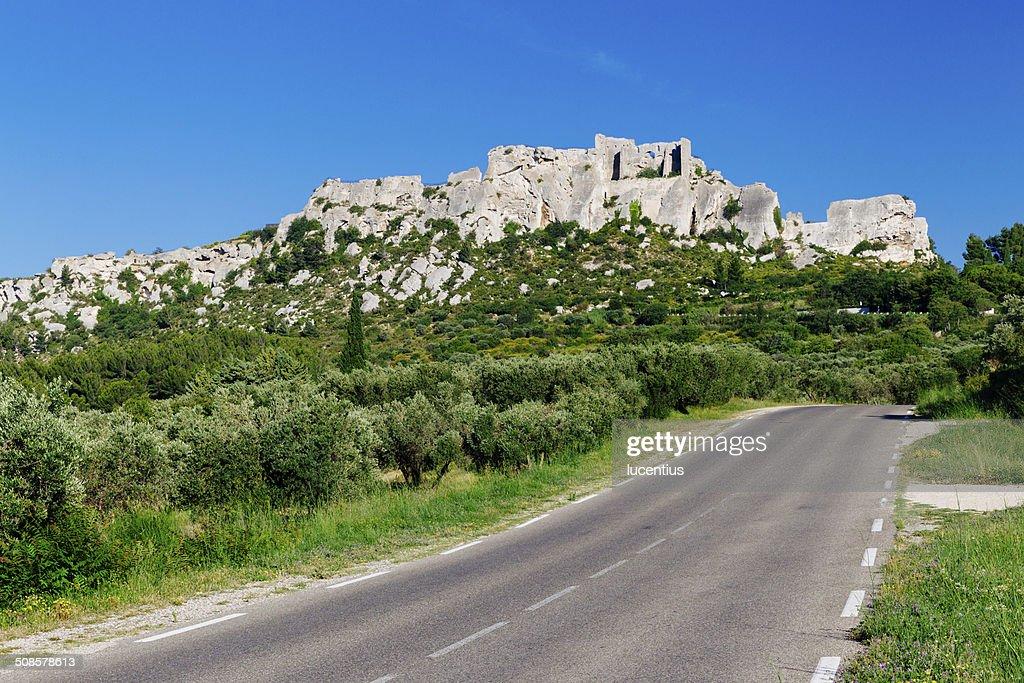 Les Baux-de-Provence, France : Stock Photo