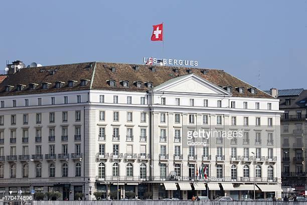 Les Bergues hotel Geneva Geneva Switzerland