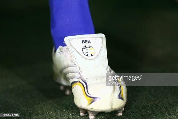 Les Chaussures de David TREZEGUET France / Iles Feroe Eliminatoires Euro 2008 Sochaux