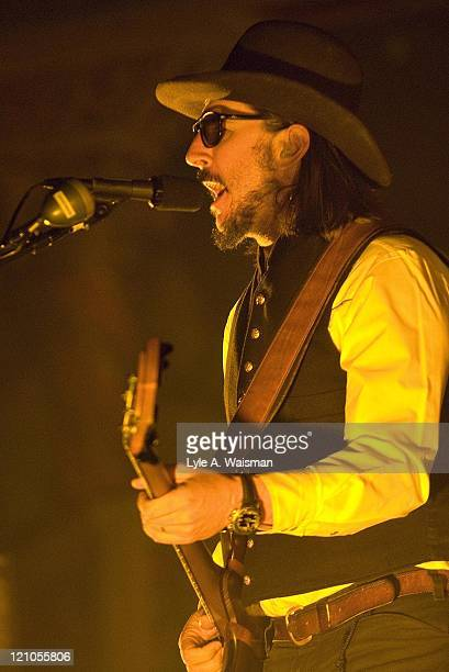 Les Claypool of Primus during Primus in Concert at the Aragon Ballroom in Chicago - November 17, 2006 at Aragon Ballroom in Chicago, Illinois, United...