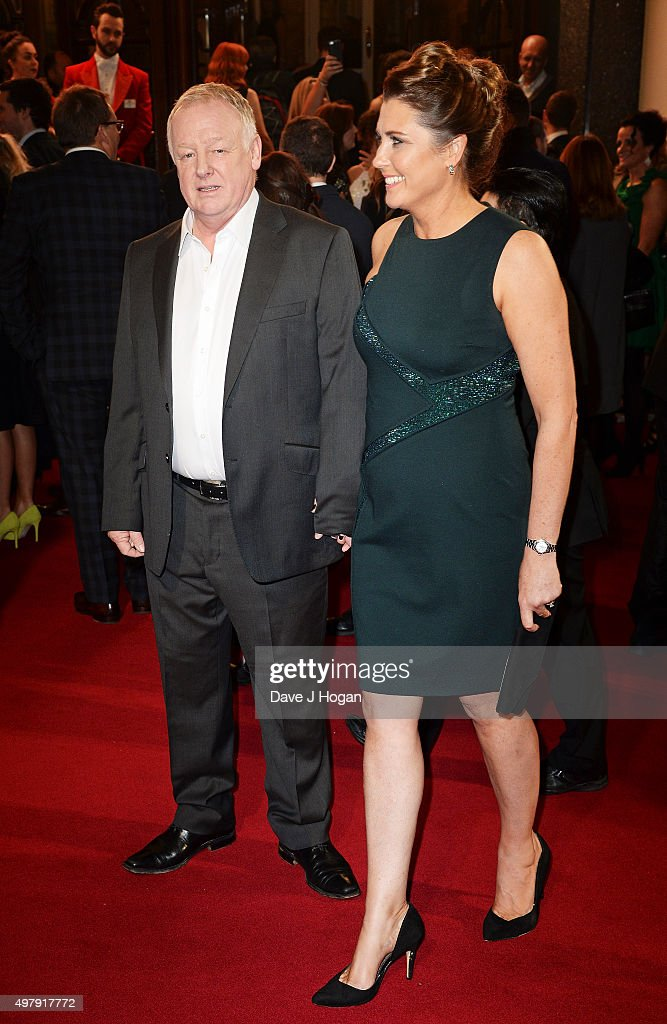 ITV Gala - Red Carpet Arrivals - VIP Arrivals : News Photo